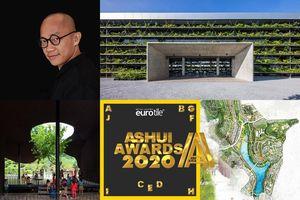 Ashui Awards 2020 công bố kết quả bình chọn 10 danh hiệu của năm trong lĩnh vực xây dựng