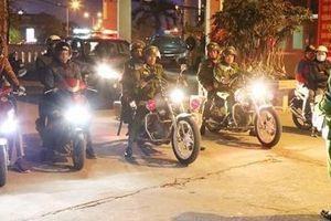 Công an Quảng Bình đảm bảo ANTT trong những ngày đầu năm mới