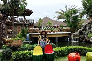 Thăm làng gốm cổ của Thái Lan