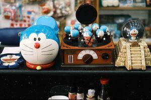 Nhảy ùm vào thế giới truyện tranh Doraemon tại quán Nhật ngay giữa lòng Sài Gòn
