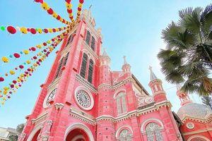3 nhà thờ trăm tuổi hút khách check-in khi tới TP.HCM