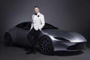 Bộ sưu tập xe hơi quý hiếm của diễn viên thủ vai James Bond