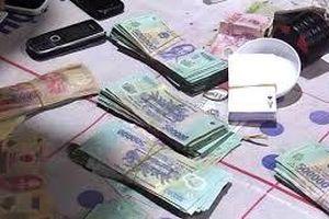 Bộ Công an đột kích sới bạc khủng ở Bình Định