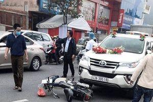 Tai nạn giao thông mới nhất hôm nay 2/1: Va chạm xe ô tô đón dâu, người phụ nữ tử vong thương tâm