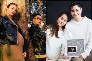 Năm 2021, hot girl Việt nào sẽ hạ sinh 'thiên thần nhí'?