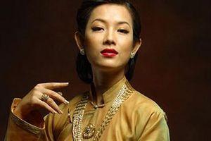 Lụa trong áo dài Việt