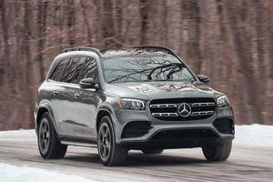 Đầu năm 2021, loạt xe Mercedes-Benz tăng giá bán tại Việt Nam