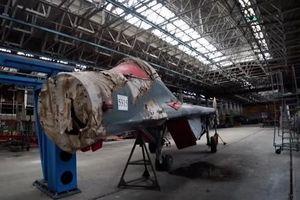 Các blogger Nga lẻn vào nhà máy sửa chữa tiêm kích ở Moskva