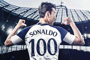 Son Heung-min cán mốc 100 bàn cho Tottenham