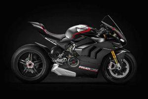 Cận cảnh siêu phẩm xe đua Ducati V4 SP ra mắt, giá từ 855 triệu đồng