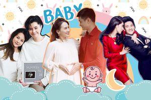 Những sao Việt sẽ sinh con trong năm 2021: Vợ chồng Thủy Tiên lên kế hoạch, Bảo Thanh đón tiểu công chúa
