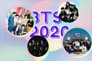 Năm 2020 của BTS: Bùng nổ, vang danh trên toàn thế giới