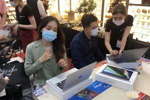 MacBook M1 chính hãng đầu tiên đã đến tay người dùng tại Việt Nam