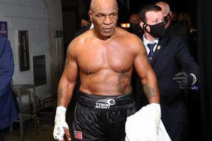 Mike Tyson khẳng định sẽ tiếp tục thượng đài, cho biết 'sẽ làm tốt hơn ở trận đấu tới'