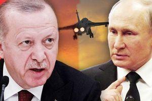 Nga - Thổ Nhĩ Kỳ trước nguy cơ bùng phát cuộc chiến mới