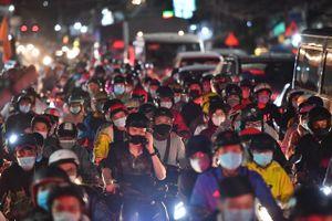 Hà Nội, TP.HCM kẹt xe nghiêm trọng sau kỳ nghỉ lễ