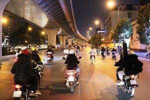 Người dân đổ về Hà Nội sau kỳ nghỉ, đường phố nội thành thông thoáng