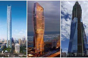 Ngắm 3 tòa nhà chọc trời dự kiến hoàn thành 2021