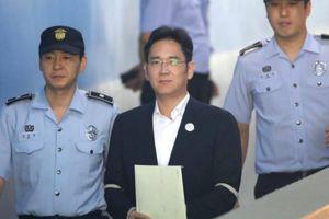 Thái tử tập đoàn Samsung đối mặt 9 năm tù vì tội hối lộ