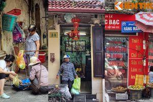 Những con phố mang tên đặc sản 'thơm nức mũi' ở Hà Nội