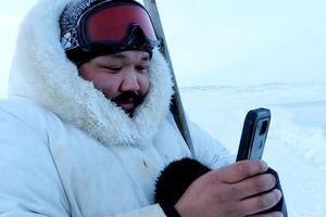 Công nghệ giúp người Bắc Cực giữ gìn truyền thống về băng biển