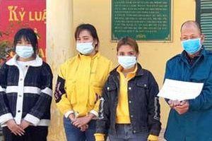 Nhận 10 triệu đồng để đưa 3 người nhập cảnh trái phép vào Việt Nam