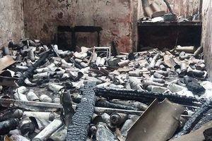 Hàng loạt vụ nổ bình gas: Mầm họa cho những căn bếp đến từ gas lậu