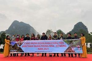 Du lịch Quảng Bình: Tin vui những ngày đầu năm mới 2021