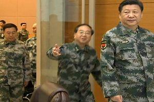 Ông Tập Cận Bình ký lệnh ban hành quy định mới về trang bị cho quân đội