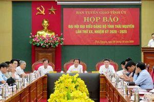Thái Nguyên phát huy hiệu quả công tác thông tin, tuyên truyền