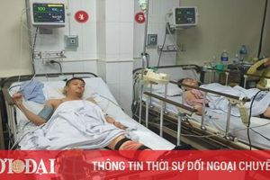 Thêm 2 người tử vong sau tai nạn tại công trình trụ sở làm việc tại Nghệ An