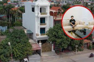 Cơ ngơi 'khủng' của YouTuber NTN: Căn nhà màu trắng 4 tỷ nằm giữa thành phố Thái Bình