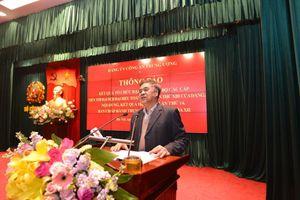 Bộ Công an thông báo nhanh kết quả Hội nghị lần thứ 14, Ban Chấp hành Trung ương Đảng khóa XII