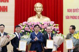 Quảng Ninh: Tách Văn phòng cấp tỉnh sau 2 năm thí điểm sáp nhập