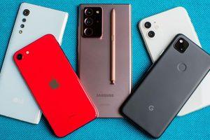 Xu hướng smartphone đáng chờ đợi trong năm 2021