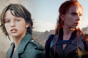 Milla Jovovich nửa mừng nửa lo khi con gái vào vai Black Widow lúc nhỏ