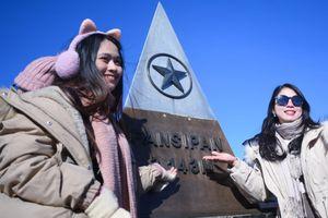 Sa Pa đón lượng khách kỷ lục dịp Tết Dương lịch