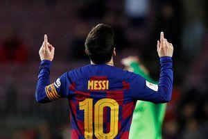 Lý do Pep Guardiola ưu ái Messi