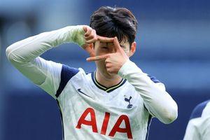 Son Heung-min giành Quả bóng Vàng châu Á 2020