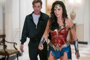 Cảnh cuối của Chris Pine trong 'Wonder Woman 1984'