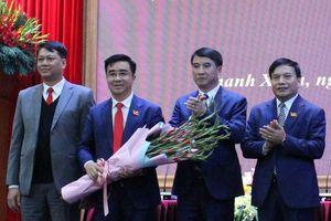 Quận Thanh Xuân có tân Chủ tịch HĐND và 3 Phó Chủ tịch UBND quận