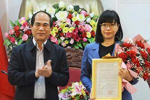 Công bố các quyết định của Thủ tướng Chính phủ về công tác cán bộ