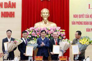 Quảng Ninh thành lập Văn phòng Đoàn ĐBQH và HĐND tỉnh, Văn phòng UBND tỉnh