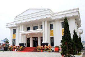 Khánh thành nhà văn hóa do TP Hà Nội tặng huyện Hữu Lũng (Lạng Sơn)