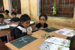Dạy tiếng Việt cho HS dân tộc: Hút người học bằng cách làm hay