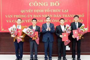 Sau thí điểm sáp nhập, Đà Nẵng tái lập Văn phòng Ủy ban nhân dân thành phố