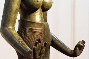 Bài 2: Hai pháp khí quan trọng của Bảo vật quốc gia Tượng Bồ tát Tara đang ở đâu?