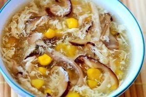 Những món súp bổ dưỡng có thể tự nấu tại nhà