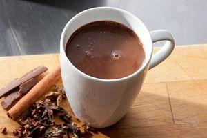 2 công thức pha cacao nóng cho ngày lạnh