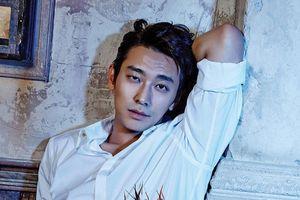 Nam chính series 'Kingdom' Joo Ji Hoon đầu quân về công ty mới